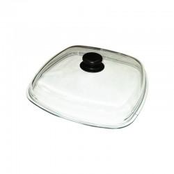 Крышка стеклянная для сковороды-гриль (28 см)