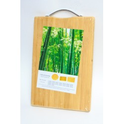 Разделочная доска из дерева Бамбук 22х32 см