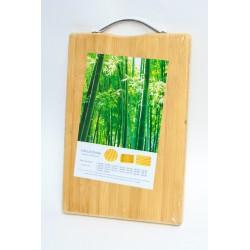 Разделочная доска из дерева Бамбук 26х36 см