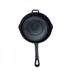 Сковорода-гриль с металлической ручкой (260 мм) 1126 БИОЛ