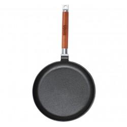 Сковорода блинная с ровными бортами (220 мм) 04221